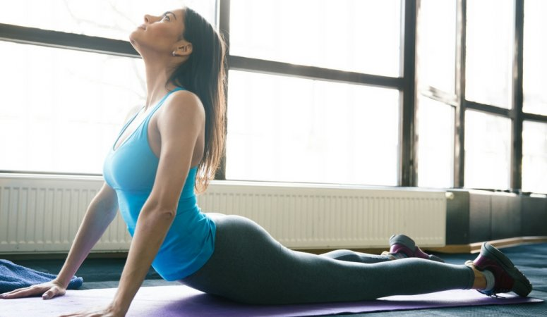 How Yoga Can Get You Pregnant